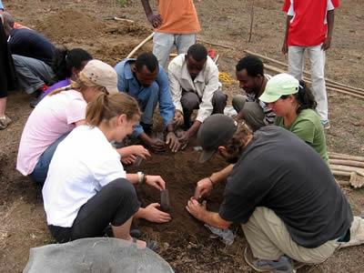 Carbon Free Dining - Ethiopia