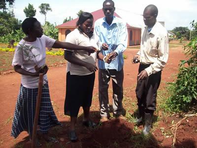 Carbon Free Dining - Uganda