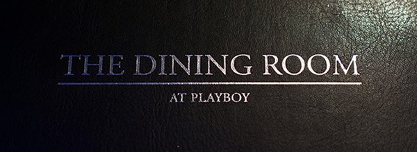 Carbon Free Dining - The Dining Room - Playboy Club London