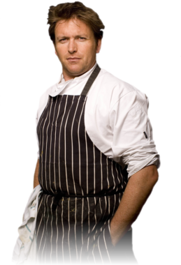 Carbon Free Dining - James Martin