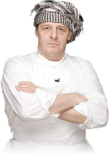 Marco Pierre White - Carbon Free Dining