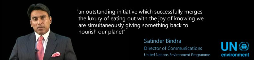 green_earth _appeal_carbon_free_dining_satinder_bindra_