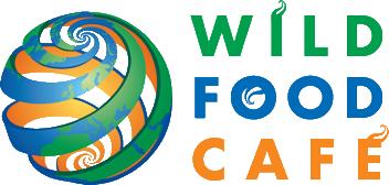 Carbon free Dining - Wild Food Cafe Logo