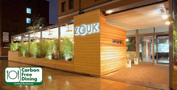 Carbon Free Dining - Zouk