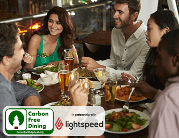 Carbon Free Dining - More Customers