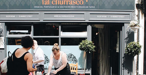 Carbon Free Dining - Lal Churrasco