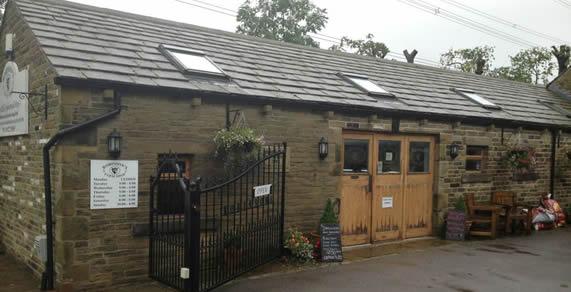 Carbon Free Dining - Robinson's Farm Shop