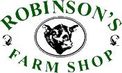 Koolstofvrij dineren - Robinson's Farm Shop-logo