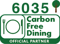 Carbon Free Dining - Wagamama Tree Planting Certificate
