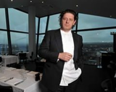 Repas sans carbone - Marco Pierre White Steakhouse Bar & Grill Nottingham