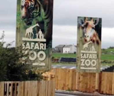 Carbon Free Dining Certified Restaurant - Maki at Southlakes Zoo Cumbria