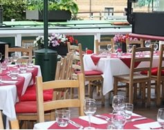 Carbon Free Dining Certified Restaurant - Waterside Shipley