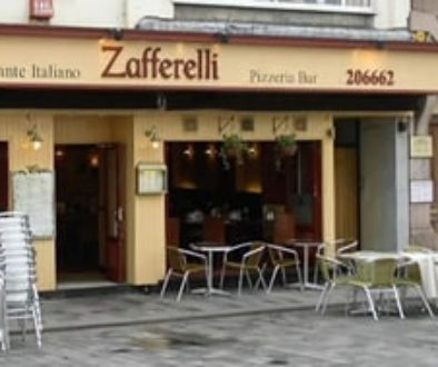 Carbon Free Dining Certified Restaurant - Zafferelli