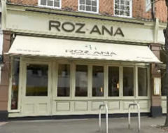 Carbon Free Dining - Roz Ana Restaurant