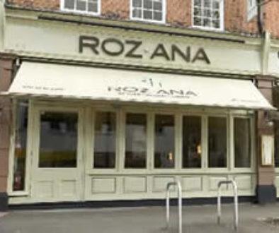 Carbon Free Dining - Roz Ana Restaurant