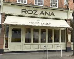 Koolstofvrij dineren - Roz Ana Restaurant