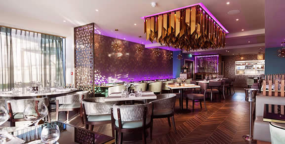 Carbon Free Dining - Aurum Restaurant at Seven Hotel