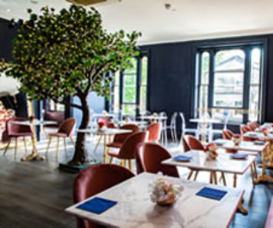 Carbon Free Dining - Erpingham House