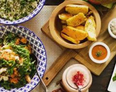 Carbon Free Dining - Kalifornia Kitchen