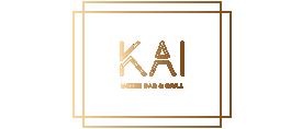 Repas sans carbone - Kai Bar & Grill - Deansgate Manchester