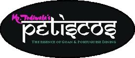 Repas sans carbone - Petiscos de M. Todiwala