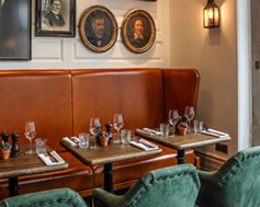 Carbon Free Dining - The Coach Makers Arms - Maison Cubitt