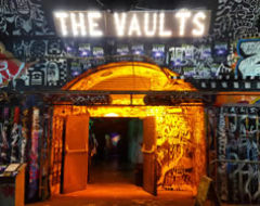 Carbon Free Dining - The Vault Festival