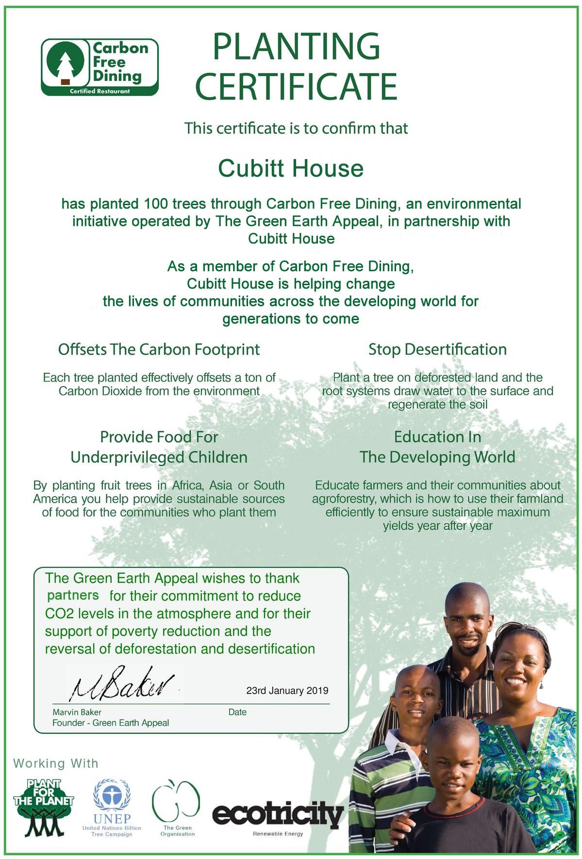 Cubitt House