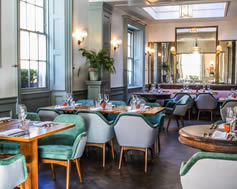 Carbon Free Dining - The Alfred Tennyson - Cubitt House