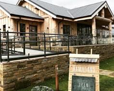 Carbon Free Dining - Hamiltons - Olicana Park - Addingham, Ilkley