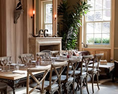 Carbon Free Dining - The Grazing Goat - Cubitt House