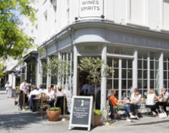 Carbon Free Dining - Cubitt House - The Thomas Cubitt