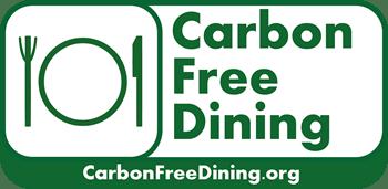 Carbon Free Dining Ambassador Programme - Carbon Free Dining Logo