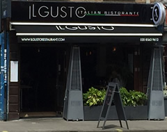Carbon Free Dining - Il Gusto Hammersmith