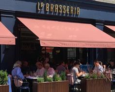 Koolstofvrij dineren - La Brasseria