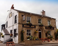 Carbon Free Dining - The Butlers Arms, Blackburn