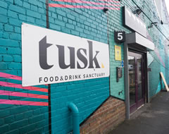 Carbon Free Dining - Tusk Baltic