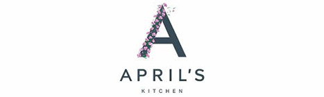 Carbon Free Dining - April's Kitchen Logo