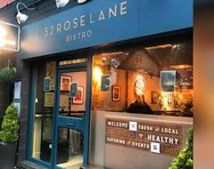 Carbon Free Dining - 52 Rose Lane