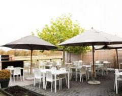 Koolstofvrij dineren - Brasserie Des Etangs