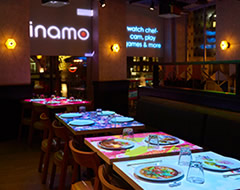Carbon Free Dining - Inamo London