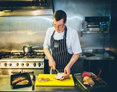 Carbon Free Dining - Penrose Kitchen