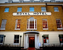 Koolstofvrij dineren - The Royal Hotel Southend