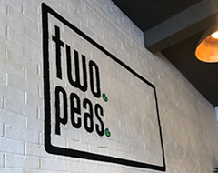 Carbon Free Dining - Two Peas