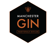 Carbon Free Dining - Manchester Gin - Logo