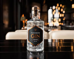 Carbon Free Dining - Manchester Gin - Thumbnail