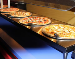 Carbon Free Dining - Certified Restaurant - The Fat Pizza Hornchurch