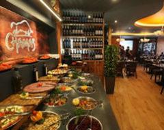 Koolstofvrij dineren Gecertificeerd restaurant - Chamas