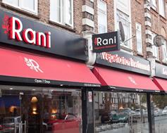 Koolstofvrij dineren - Gecertificeerd restaurant - Rani - Logo