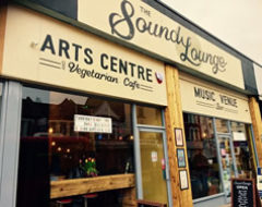 Carbon Free Dining - The Sound Lounge London Logo